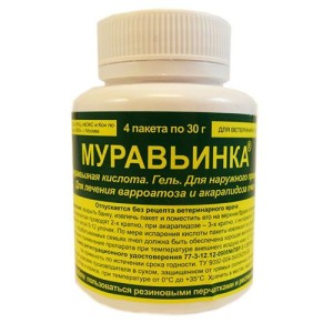 Муравьиная кислота от акарапидоза