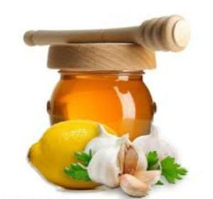 Настойка на лимоне с мёдом и чесноком