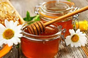 Мед в народных рецептах