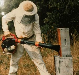 Земляне пчелы яд