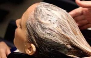 Сметана для волос
