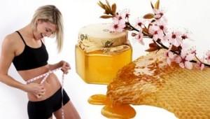 Мед похудеть