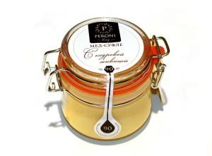 Мёд с кедровой