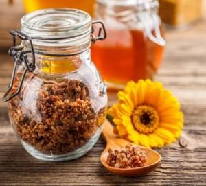 Пчелиный клей мед