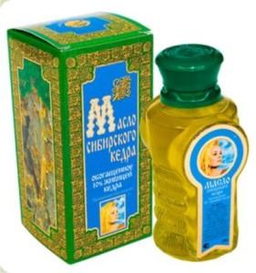 Живица кедровое масло