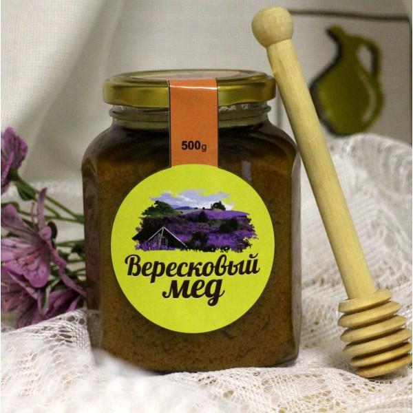 вересковый мед фото