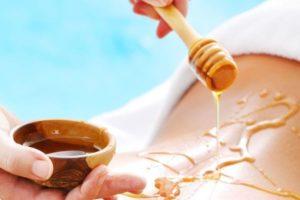 Обертывания с медом