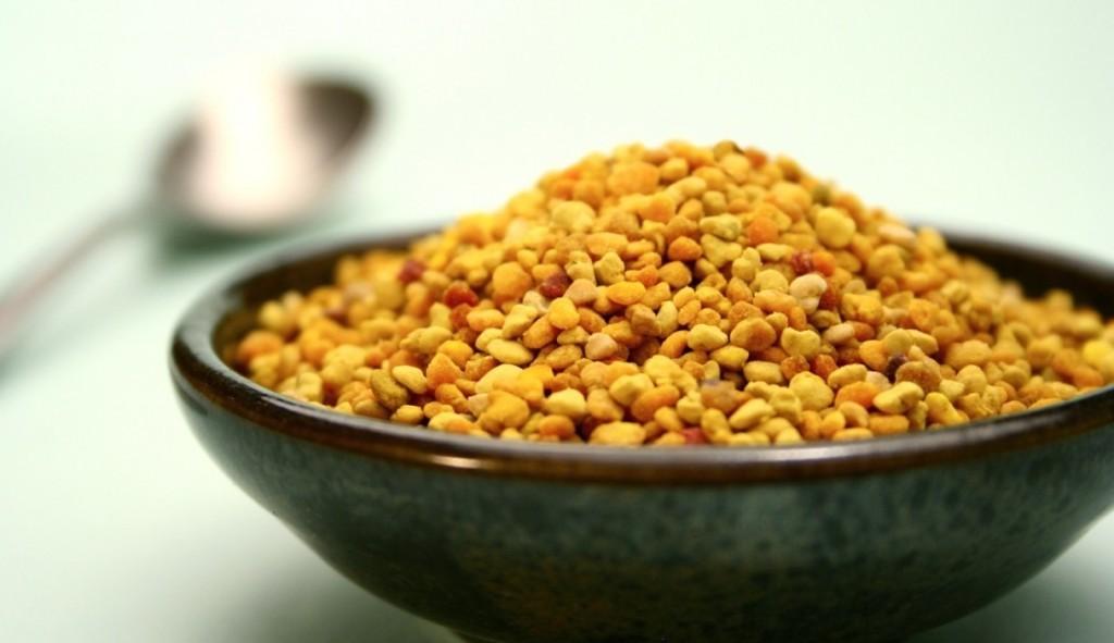 Пыльца в лечении