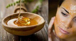 Маска с медом от прыщей