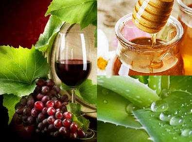 Алое мед вино настойка