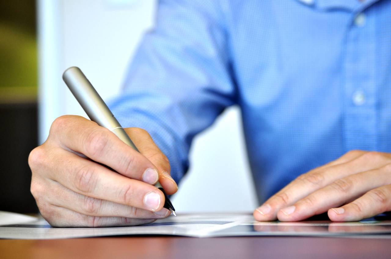 Документы писать